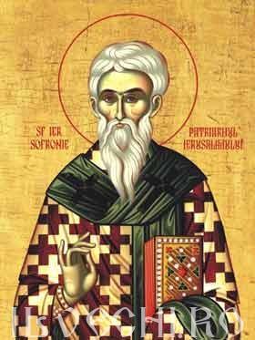 Sfantul Ierarh Sofronie