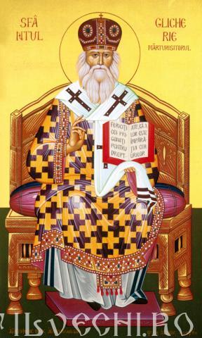 Sfantul Ierarh Glicherie