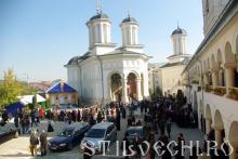 Manastirea AMD Bucuresti